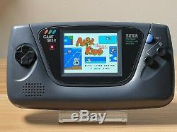Retro Sega Game Gear Handheld Console (McWill LCD New Glass Screen Lens)