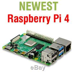 RetroPie Raspberry Pi 4 Retro Arcade Gaming Kit with 2 Classic USB Gamepads