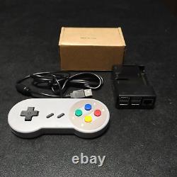 RetroPie Retro Arcade Gaming System Raspberry Pi 4 Model B 64GB 46,000 Installed