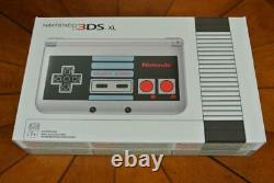 SEALED Nintendo 3DS XL RETRO NES Style Limited Edition Handheld Game System NEW