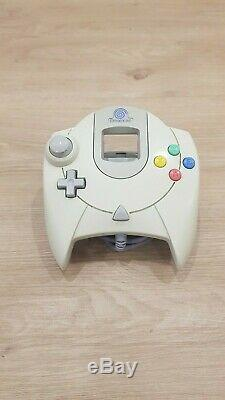 Sega Dreamcast Retro Game Console Complete Boxed Bundle! PAL
