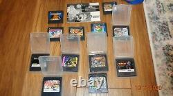 Sega Game Gear Console with lots of games Retro Handheld