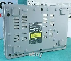 Sony Playstation 1 Konsole + OVP + Controller + Spiel + Kabel PS1 Retro Gaming