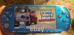 Special Edition PSP 3000 32GB Memory Card 50 psp Games! And 3000 retro games