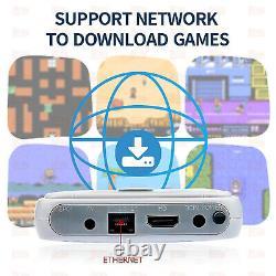 Super Console X Pro 50,000+ Retro Game Console Wireless Controllers 64/128/256Gb