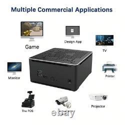 Super Power Mini PC Retro Game Console Box Build in 62000 Games Support 4K HDMI