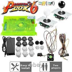TAPDRA 3A Original Pandora's Box 6 Arcade Board Full DIY Kit, 1300 Retro Game