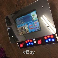 Table Arcade Retro game Console Machine Over 800 games LCD Monitor From JAPAN