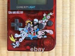 Tezuka Osamu World Shop Limited Astro boy Game Boy Light Nintendo retro used