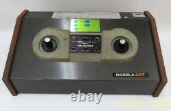 Vintage 1977 DAZZLA 007 PONG Game Retro Coin Game Console For Business