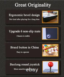 12 3188-en-1 Jeux Vidéo Rétro Arcade Console Device Pour 4 Joueurs