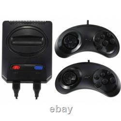 16 Bit Retro Mini MD Mega Drive Console De Jeu 4k Hdmi Sortie Intégrée En 168 Jeux