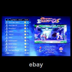 2020 Pandora Box 9h 3288 En 1 Jeux Vidéo Rétro 2d&3d Arcade Console 1080p Hdmi