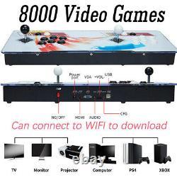 2021 Pandora Box Retro Jeux Vidéo Console 8000 Jeux En 1 Système D'arcade Wifi Ed