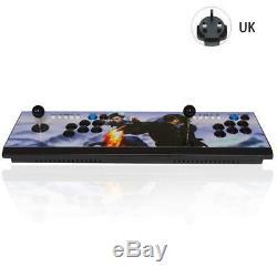 2177 Dans 1 Clé 3d Pandora Box 7 Retro Arcade Console De Jeux 1080p Arcade Machine