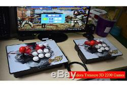 2200 Jeux Arcade Console De La Machine Séparables Retro Jeu Vidéo Pandora Trésor 3d