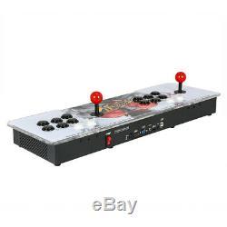 2700 En 1 Pandora Box 9d Retro Jeux Vidéo Double Arcade Stick Console Lumière