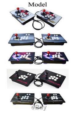 2885 Jeux Pandora Trésor 3d Retro Jeu Vidéo Arcade Console Hdmi Séparables
