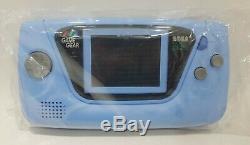 3 Nouveau Sega Game Gear Console Rare (bleu, Jaune, Rouge) Testé Retro Vintage Japon