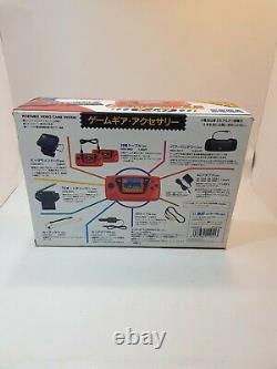 3 Rare New Sega Game Gear Console (bleu, Jaune, Rouge) Testé Rétro Vintage