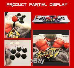 3160 Jeux Boîte De Pandore Double Bâton 9s Arcade Console Machine Retro Jeu Hdmi