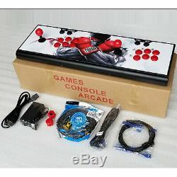 3188 Dans 1 Boîte De Pandore Rétro Jeux Vidéo 2 Joueurs Double Arcade Stick Console