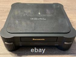 3do Real Fz-1 Console System Panasonic Retro Console De Jeu Utilisé Travail Testé