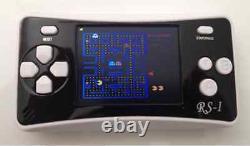 8-bit Retro 2.5 Color LCD 150+ Jeux Vidéo Portable Handheld Console (noir)