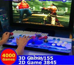 8000 Dans 1 Arcade Video Games Console Pandora's Box 3d Multiplayer Home Tv Retro