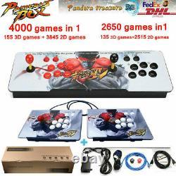 8000in1 3d Pandora's Box Retro Video Games Arcade Consoles Pour Home Tv Ps Hdmi
