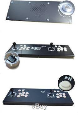 All Metal 2020 Jeux Pandora Box Arcade 3d Console De La Machine Retro Jeu Vidéo N64