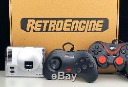Amazon Retours Box Lot Marchandises General (4) Retro Gaming Consoles