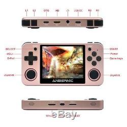 Anbernic Retro Rg350m Jeu Portable Console De Jeu Vidéo Console Beaucoup Open Source