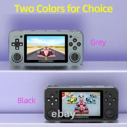 Anbernic Rg351m Handheld Retro Video Game Console 64/128gb 2500/10000 Jeux Wifi