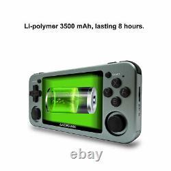 Anbernic Rg351m Metal Retro Console De Jeu Portable Joueur De Jeu Vidéo Linux 64 Go