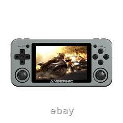 Anbernic Rg351m Portable Console De Jeux Vidéo Rétro 64 Go 2500 Jeux Construits En Wifi