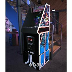 Arcade 1up Legacy Rétro Atari Arcade1up Riser Lumière Marquee 12 Jeux En 1 Nouveau