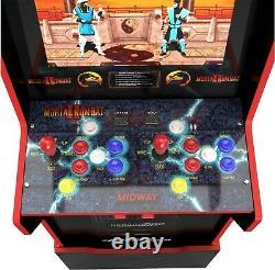 Arcade 1up Midway Legacy Special Edition Cabinet Arcade 1up 12 Jeux En 1 Retro
