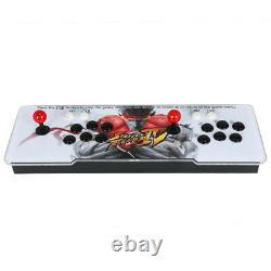 Arcade Box 9d 3399 Dans 1 Retro Jeux Vidéo Double Arcade Stick Console 2 Joueurs