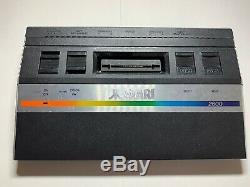 Atari 2600 Bundle Junior Joblot 28 Jeux Rare Retro Gaming Entièrement De Travail