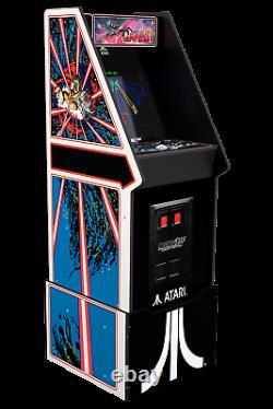 Atari Legacy Arcade1up Machine Riser Marquee Arcade1up Retro Cabinet 12 Jeux