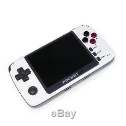 Bittboy Pocketgo V2 Retro Jeu Vidéo Portable Console Gameboy Ps1 Emulator + 8 Go