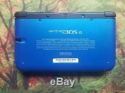 Bleu Nintendo 3ds XL Avec 2500+ Jeux. Ultimate Système Gaming Retro