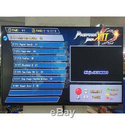 Boîte De Pandore 12 Retro Consoles De Jeux Vidéo 3188 Jeux Classiques 52 Jeux 3d Hdmi