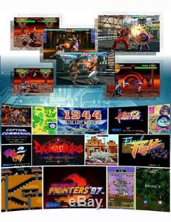 Boîte De Pandore 3d 2020 Dans 1 Jeu D'arcade Jamma Hdmi Console Rétro Avec 10 Écran