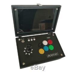 Boîte De Pandore 3d 2177 Dans 1 Jeu D'arcade Jamma Hdmi Retro Console 10 Écran