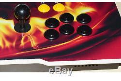 Boîte De Pandore 9d Retro Arcade Console De Jeux Vidéo Pour Pc Tv Ps3 Double Sticks Kof