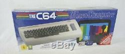 C64 Maxi Retro Spielkonsole Inkl. 64 Klassischen Retro-games Neu + Dhl-versand