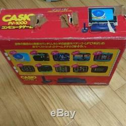 Casio Pv-1000 Computer Game Console 1983 Retro Jeu Vidéo