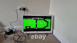 Cbs Colecovision Console De Jeu Avec Jeux Rétro Collectionnable